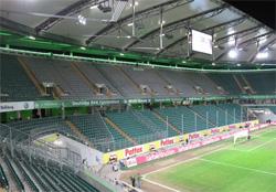 zerschnittener Block in Wolfsburg